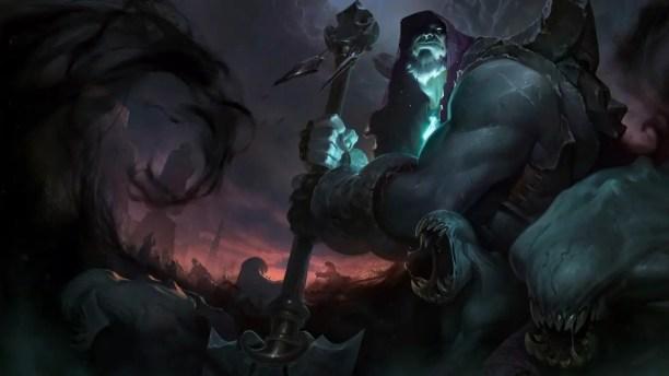 Champion Rework: Yorick, Shepherd of Lost Souls