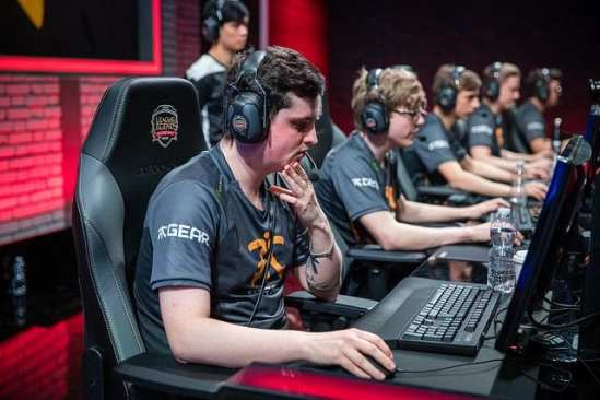 EU LCS Week 10: FNC sOAZ and team