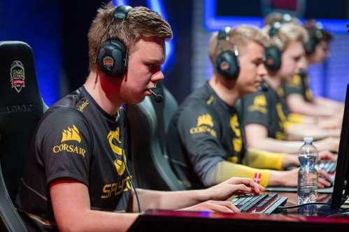 Splyce finished Spring Split in 5th-6th