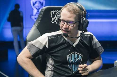 VandeR joins Team Vitality for Summer Split