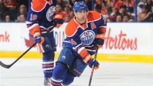 Jordan Eberle was the first of what Isles fans hope to be more NHL trades.