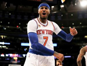 Carmelo Anthony Hall of Fame