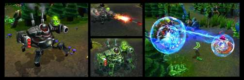 Urgot dreadnought