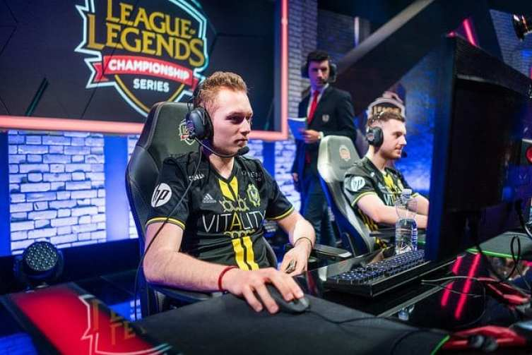 VIT want to qualify for EU LCS playoffs