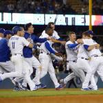 What NL team has the best shot at dethroning the Dodgers?