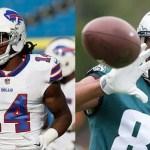 Sammy Watkins, Jordan Matthews fantasy value following trade