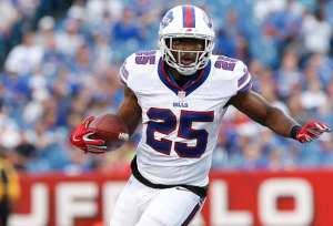 Top five 2017 fantasy running backs
