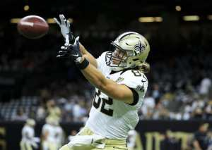 week three DFS don'ts: tight ends