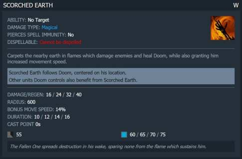 doom, scorched earth, dota 2