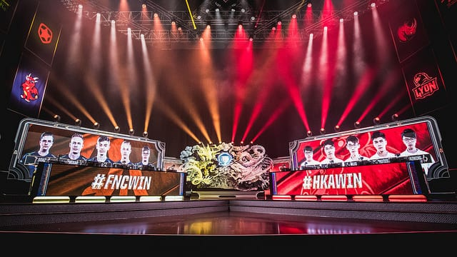 Fnatic beat HKA in play-ins knockout