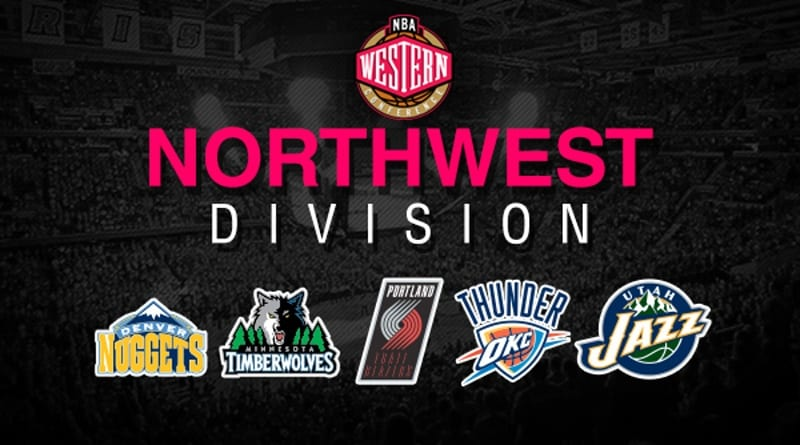 NBA Northwest Division preview