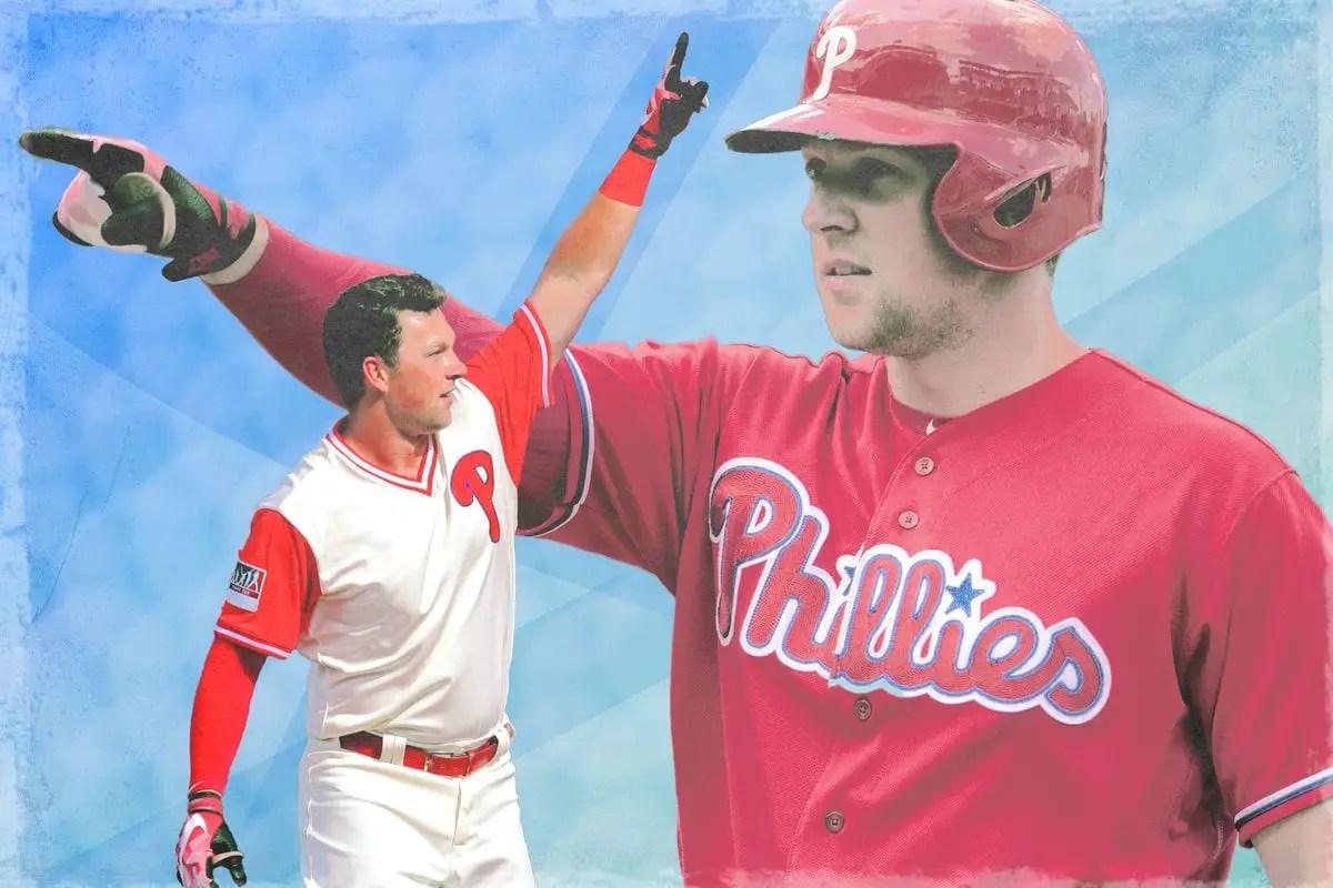 Rhys Hoskins MLB