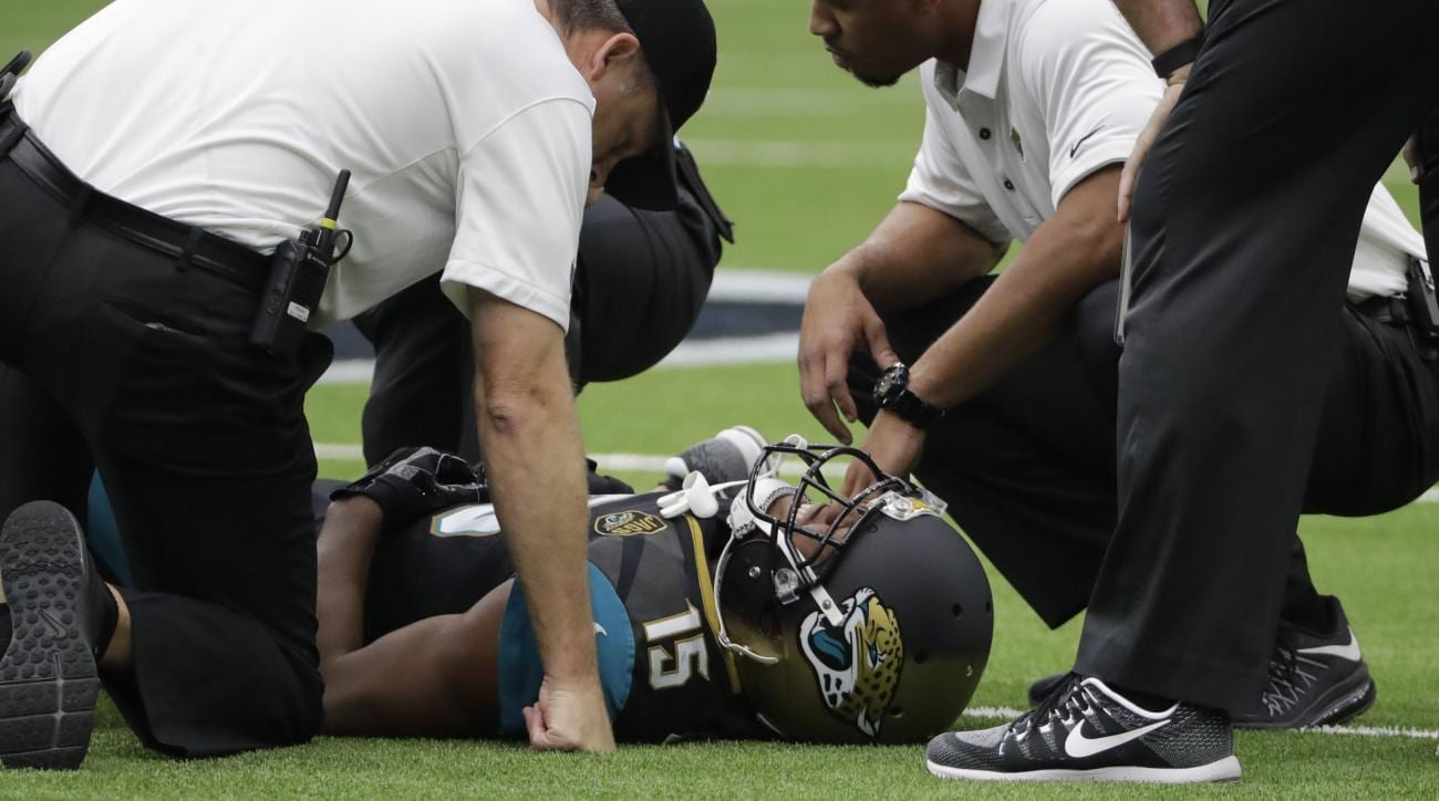 Allen Robinson's Injury