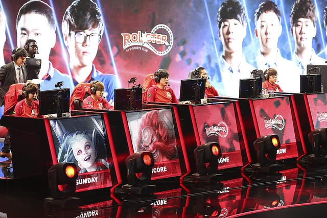 KT Rolster could be Korea's fourth seed at Worlds
