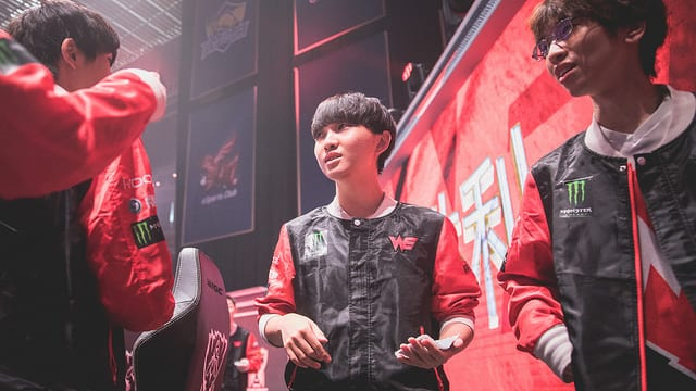 WE's Xiye was the most OP mid laner in week two of worlds