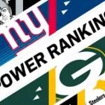 2017 NFL power rankings: Week 8