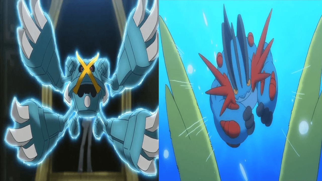 Mega Metagross Mega Swampert Pokemon VGC
