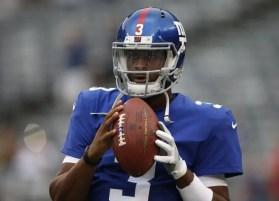 New York Giants quarterback situation