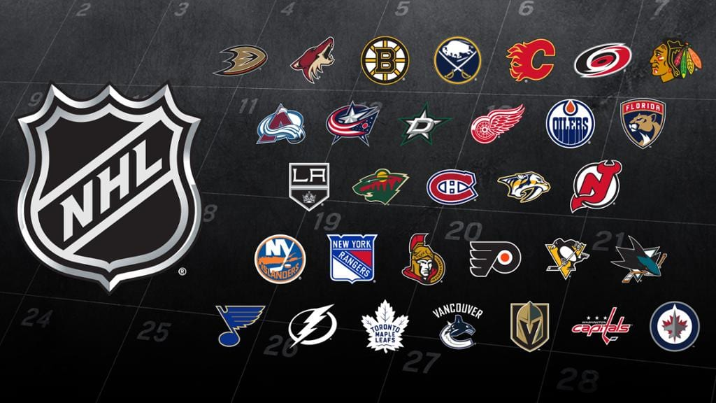 NHL first month
