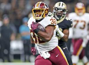 Chris Thompson fantasy