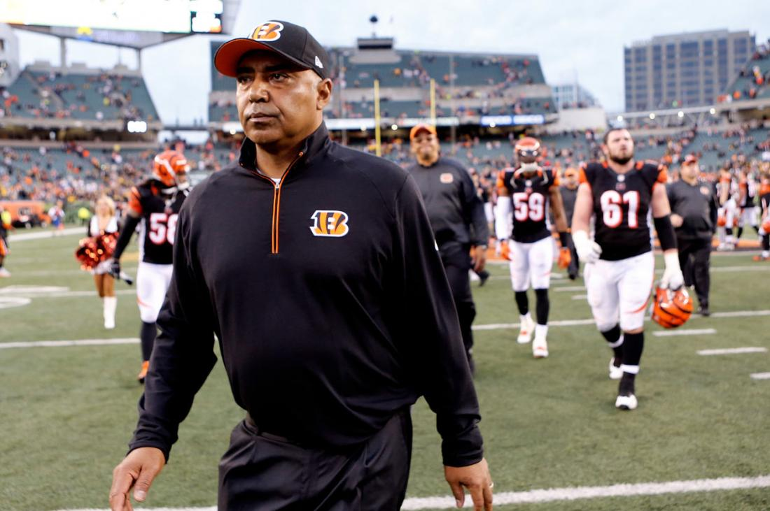 Marvin Lewis bengals legacy