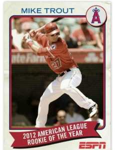 Mike Trout Hall of Fame