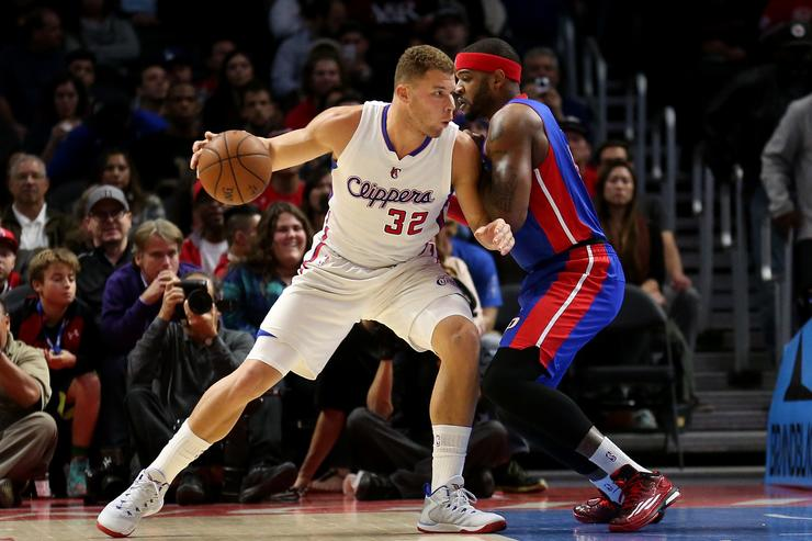 Blake Griffin trade winners and losers