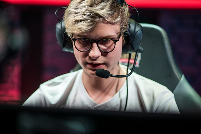 Upset will be a rookie for the 2018 EU LCS Spring Split