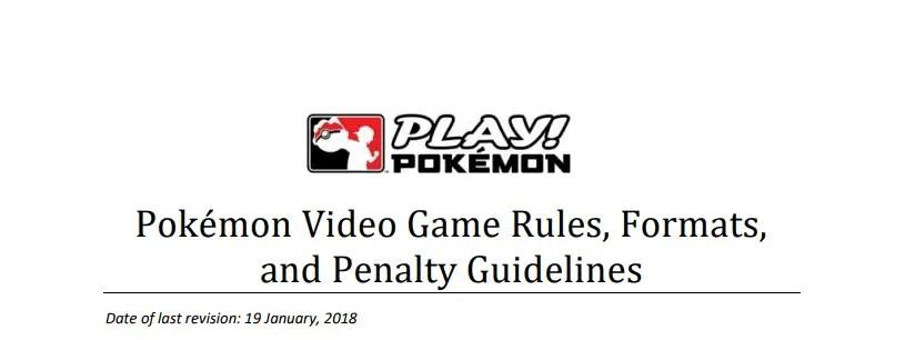 competitive pokemon curse ban