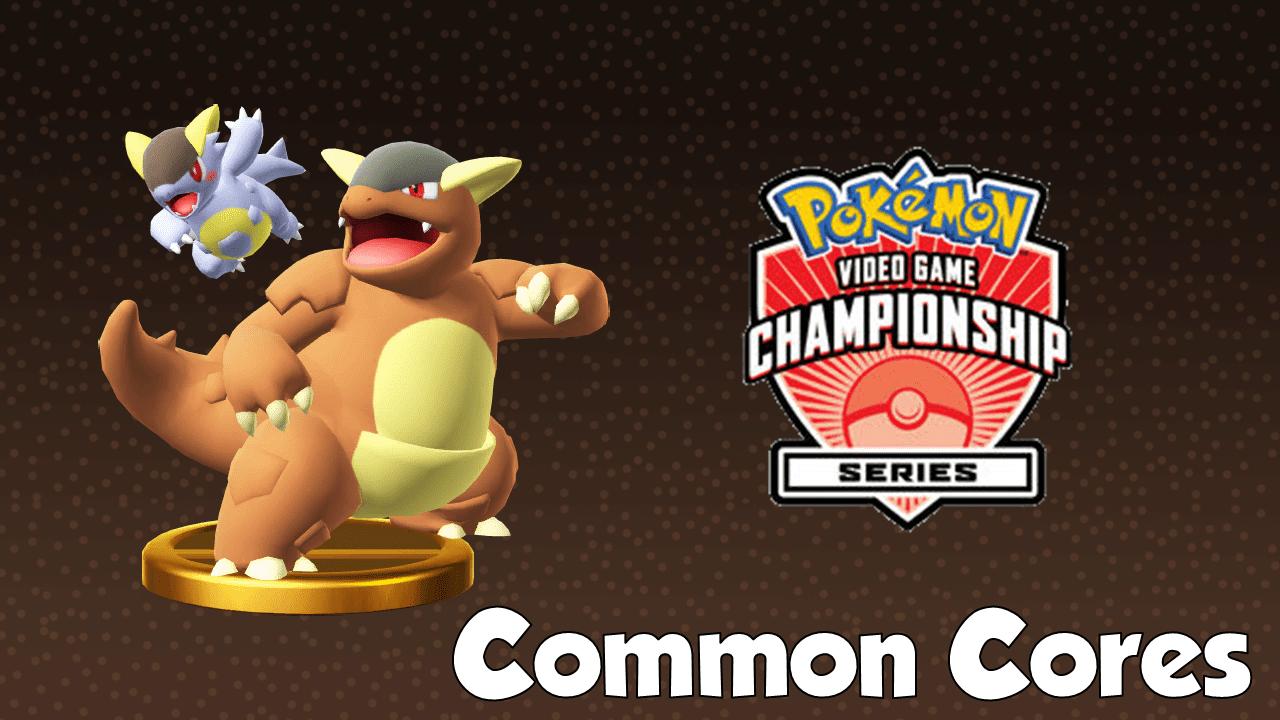Pokemon VGC 2018 Common Cores