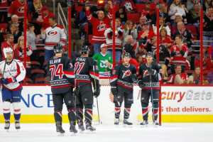 Carolina Hurricanes Canes weekly