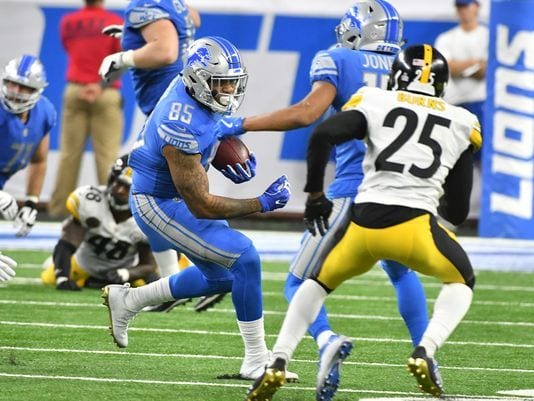 Detroit Lions tight ends