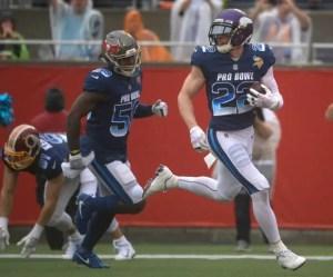 Minnesota Vikings' safeties