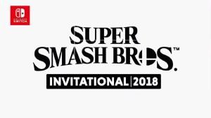 Super Smash Bros. Invitational 2018 Banner