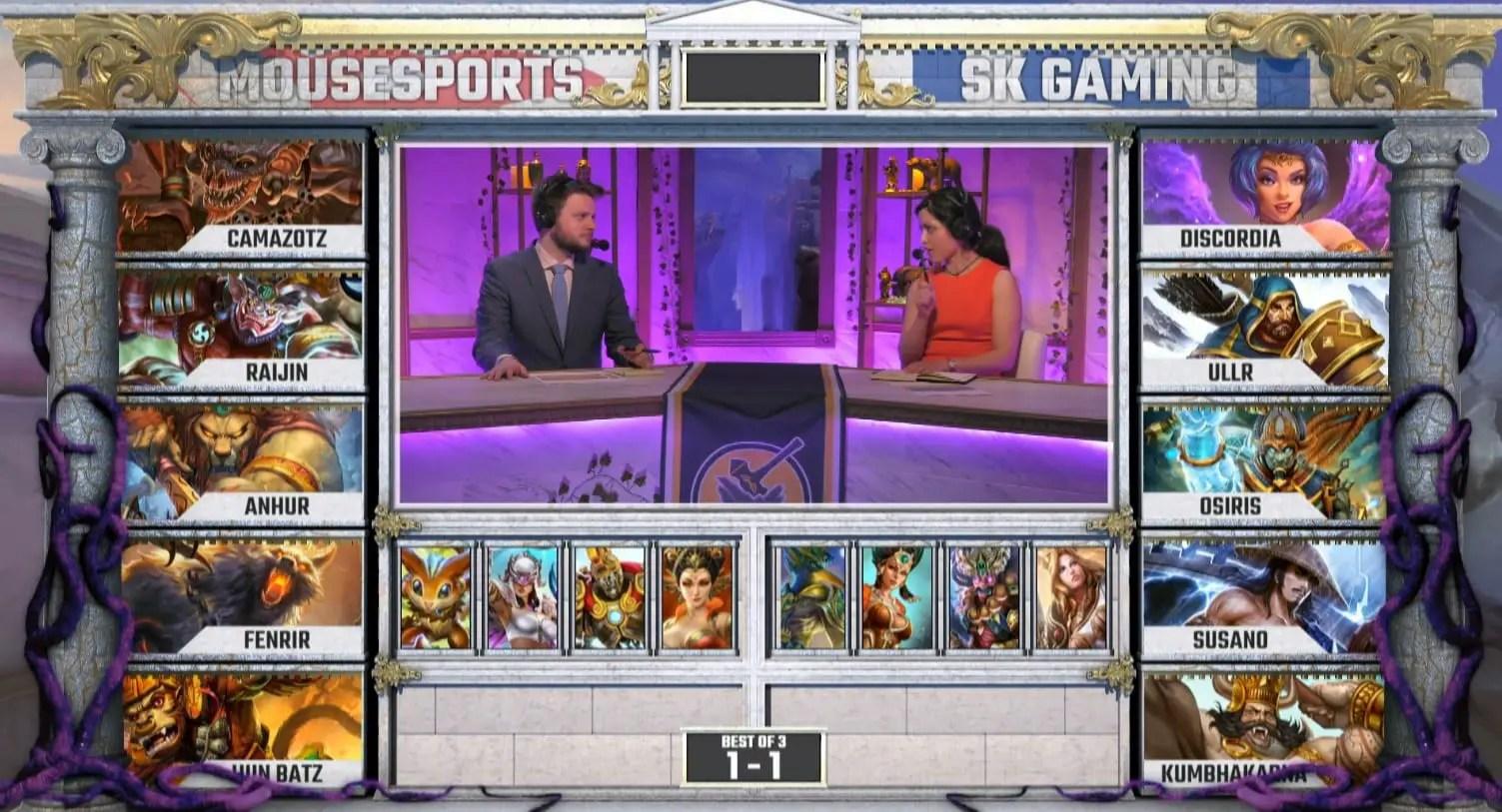 Smite Verdict: Mousesports