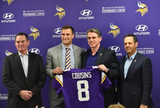 Vikings post-draft needs