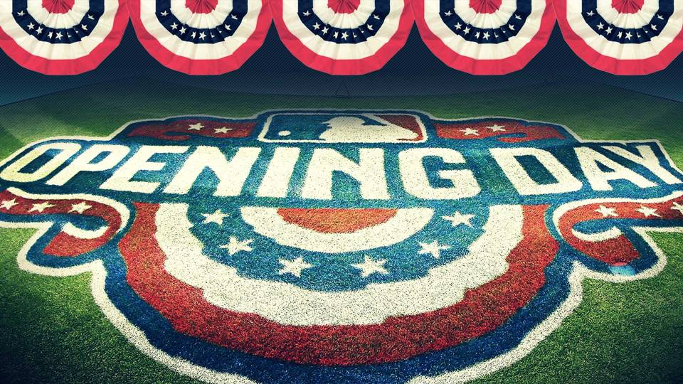 MLB Opening Day game