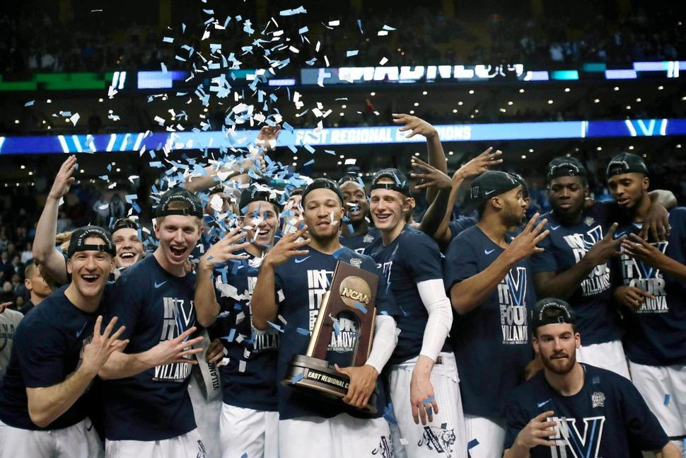 Villanova Wildcats Final Four