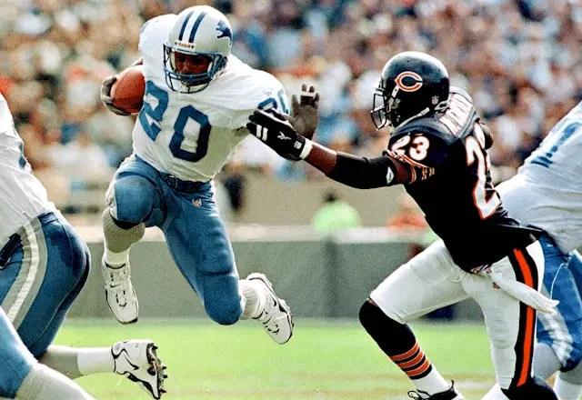 Detroit Lions Draft History