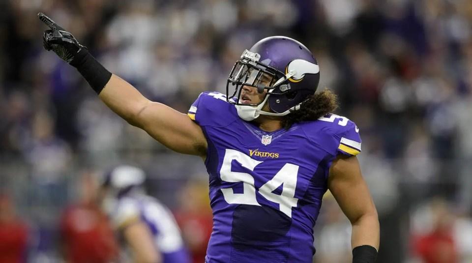 Vikings re-sign Eric Kendricks