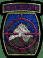 Mountain Division Logo
