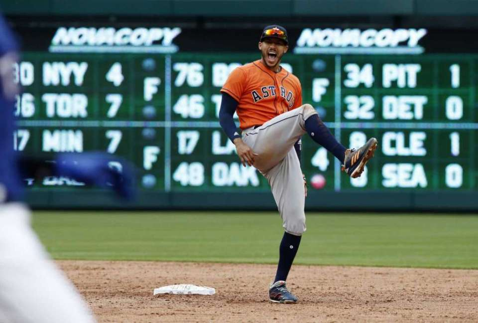 MLB early takeaways