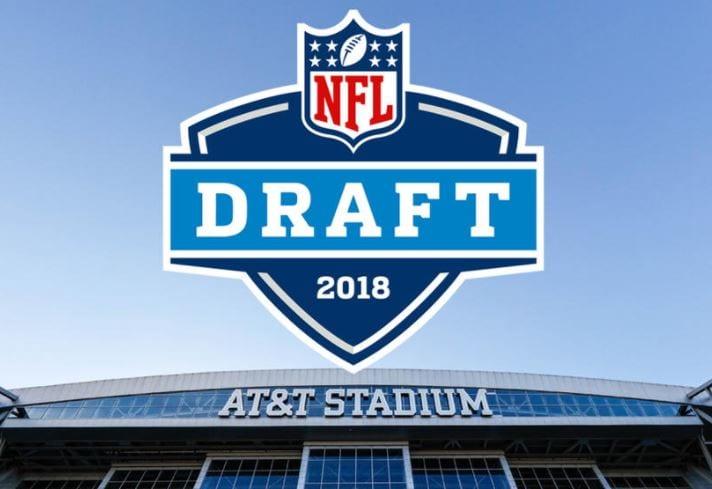 NFL draft trades