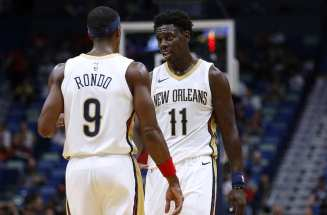 Warriors Pelicans preview