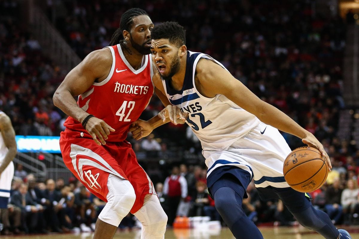 Rockets Timberwolves preview