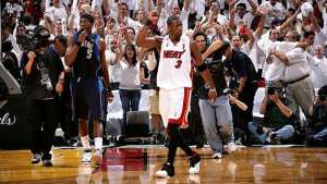 Dwyane Wade playoffs