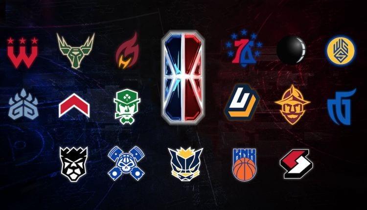 NBA 2k League Power Rankings