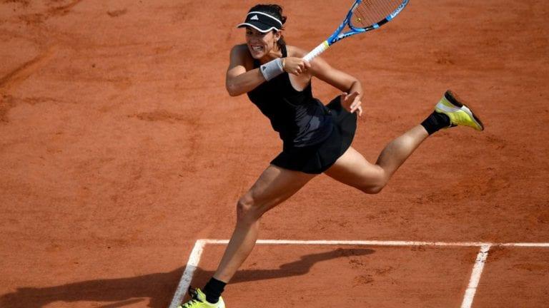 Garbiñe Muguruza French Open