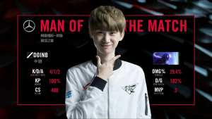 Doinb is Rogue Warriors' mid laner for 2018