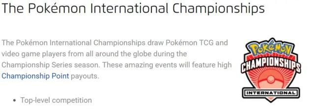 pokemon vgc 2019 championship points